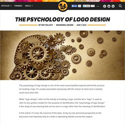The psychology of logo design