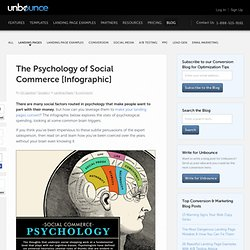 The Psychology of Social Commerce [Infographic