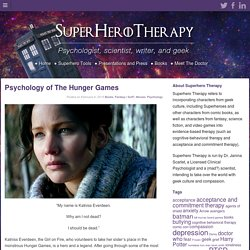 Psychology of The Hunger Games