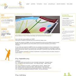 Union Professionnelle Belge des Psychomotriciens Francophones