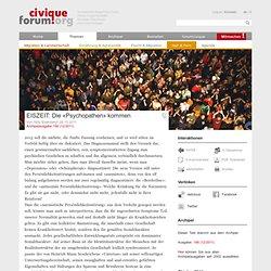 EISZEIT: Die «Psychopathen» kommen