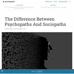 articles sociopath psychopath