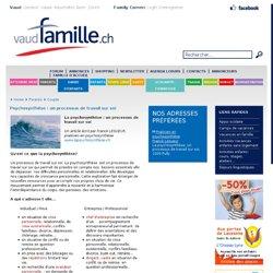 Psychosynthèse : un processus de travail sur soi - Réseau pour les parents et les familles suisses