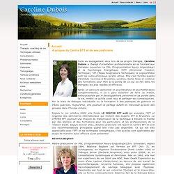 Hypnose Thérapie Coaching EFT- Psychothérapeute Bruxelles - Accueil