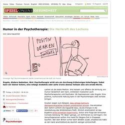 Humor in der Psychotherapie: So wirken Witze bei Depressionen und Co.