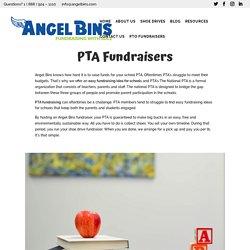 PTA Fundraisers - Angel Bins