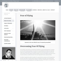 hypnosis for fear of flying