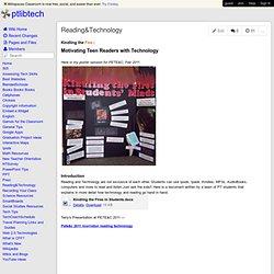 ptlibtech - Reading&Technology