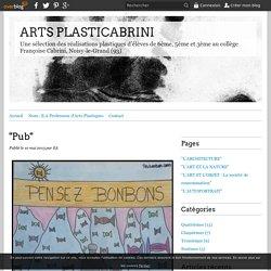 """""""Pub"""" - ARTS PLASTICABRINI"""