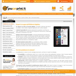Pubblica il tuo ebook in selfpublishing - Servizi - Ebook Iphone E Ipad
