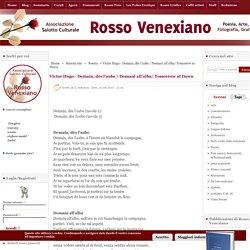 Rosso Venexiano -Sito e blog per scrivere e pubblicare online poesie, racconti / condividere foto e grafica