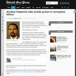 Feds public corruption probe: 17 avoided prison