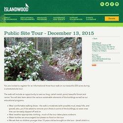 Public Site Tour