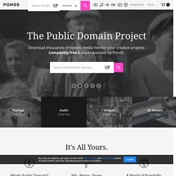 Public Domain