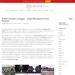 Public Domain Images - High Resolution Free Photos - Public Domain Images