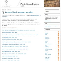 Public Library Services