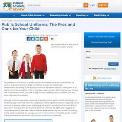 implementation of school uniforms essay Disclaimer: free essays on fashion posted on this site were donated by anonymous users and are provided for informational use only the free fashion research paper (persuasive paper: school.