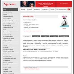 Une perle du cinéma, sortie le 25 décembre- Sherlock Junior - A voir !