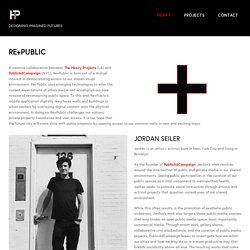 re+public — THE HEAVY PROJECTS