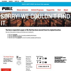 Public Theater