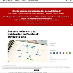 Edge rank: el algoritmo que decide a quién muestra Facebook tus publicaciones y a quién no