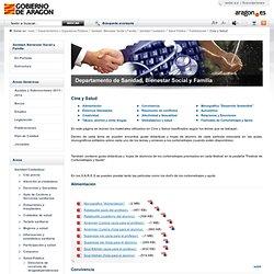 Cine y Salud - Publicaciones - Salud Pública - Sanidad Ciudadano - Sanidad, Bienestar Social y Familia - Departamentos y Organismos Públicos