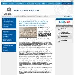 Publicaciones de la UNESCO