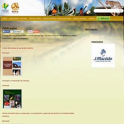 Publicações : Associação Caatinga