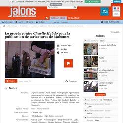Le procès contre Charlie Hebdo pour la publication de caricatures de Mahomet