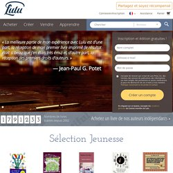 Auto Publication - Lulu.com