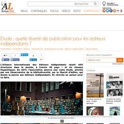 Étude : quelle liberté de publication pour les éditeurs indépendants ?