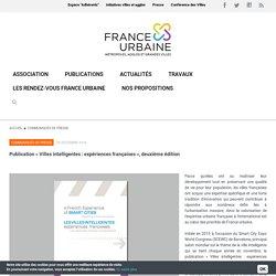 Publication « Villes intelligentes : expériences françaises », deuxième édition