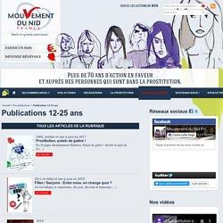 Publications 12-25 ans - Mouvement du Nid