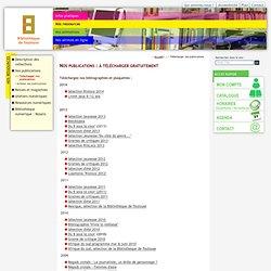 Intermezzo Toulouse publications