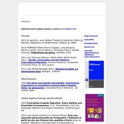 publications - camilleschmoll2