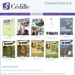 Cédille Formation FLE