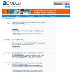 Publications & Documents