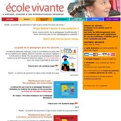 Les publications pour l'école en famille