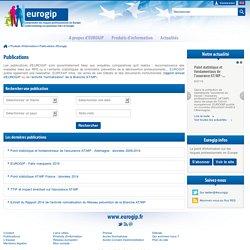 Publications d'Eurogip