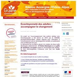 Les publications du GRAINE - GRAINE Auvergne Rhone Alpes
