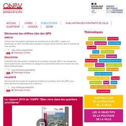 ONPV.fr - Observatoire National de la Politique de la Ville