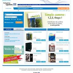 Publications du Québec
