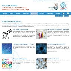 Ressources et publications