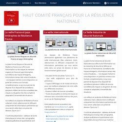 Veille, analyses et publications - Haut Comité Français pour la Résilience Nationale