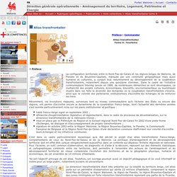 DGO4-SPW-Publications-Hors collections-Atlas transfrontalier tome 6