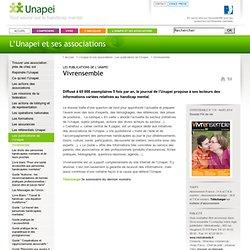 Les publications de l'Unapei - Vivrensemble
