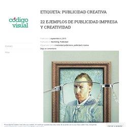 publicidad creativa – Código Visual