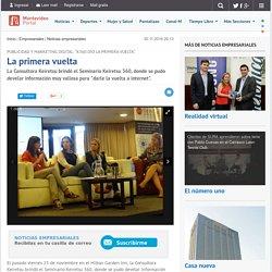 """Publicidad y Marketing Digital: """"K360 dio la primera vuelta""""."""