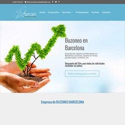 Empresa de buzoneo en barcelona y reparto de publicidad en barcelona