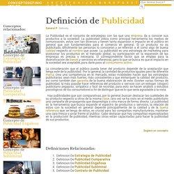 ¿Qué es Publicidad? - Su Definición, Concepto y Significado